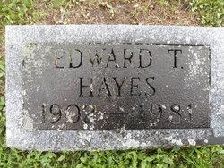 Edward T. Hayes
