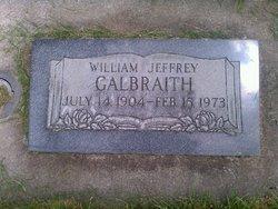 William Jeffery Galbraith