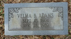 Velma Adams
