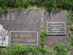 R Doyle Boutelle