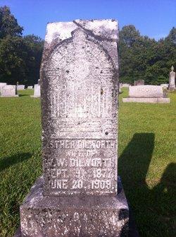 Esther <I>Holt</I> Dilworth