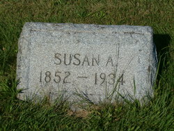 Susan Amy <I>Hewitt</I> Ewart