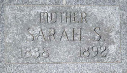 Sarah S. <I>Fisher</I> Kezer