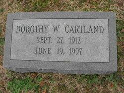 Dorothy Elizabeth <I>Walker</I> Cartland
