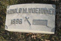 Arnold Marion Woehnker