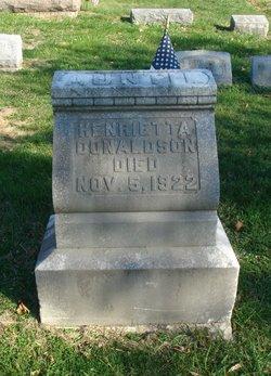 Henrietta Donaldson