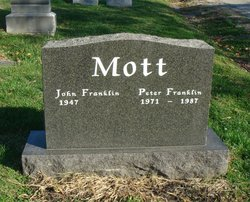 Peter Franklin Mott