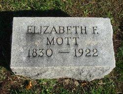 Elizabeth F. <I>Smith</I> Mott
