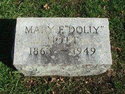 "Mary Elizabeth ""Dolly"" <I>Houck</I> Mott"