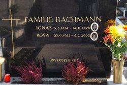 Ignaz Bachmann