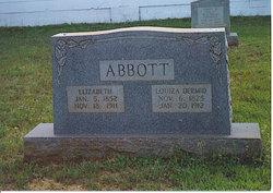 Louiza <I>Dermid</I> Abbott
