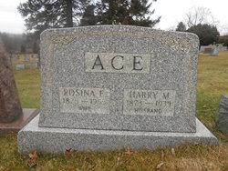 Harry M. Ace