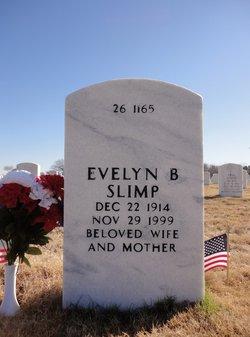 Evelyn B Slimp