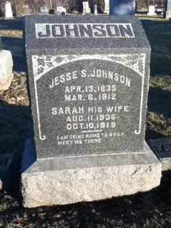 Sarah A. <I>Bull</I> Johnson