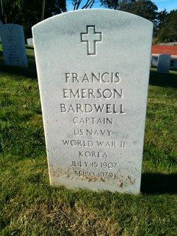 Capt Francis Emerson Bardwell