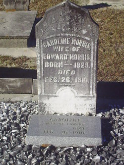 Caroline <I>Newbern</I> Morris