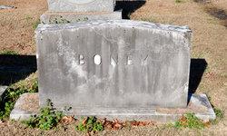"""Mary Alma """"Alma"""" <I>Herring</I> Boney"""