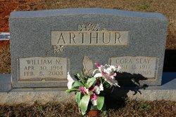 Cora <I>Seay</I> Arthur
