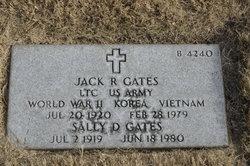 Jack R Gates