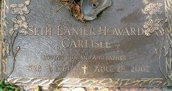 Seth Lanier  Howard Carlisle