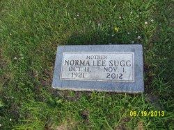 Norma Lee <I>Buzard</I> Sugg