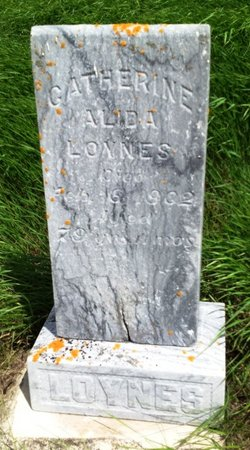 Catherine Alida Loynes
