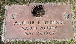 Arthur F Stenzel