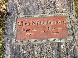 Theo B Montgomery