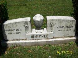 Afton Alden Whipple