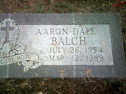 Aaron Dale Balch