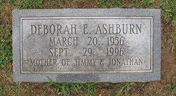 Deborah E. Ashburn