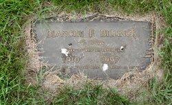 Blanche F <I>McCallum</I> Billings