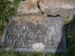 Catherine <I>Donner</I> Gabler