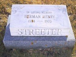 Henry Herman Streeter