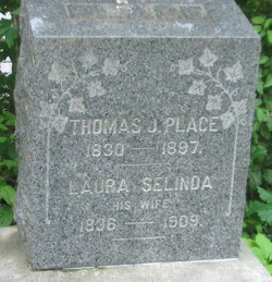 Laura Selinda <I>Whitcomb</I> Place