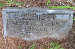 Mary Taylor Sterne