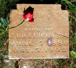 James H. Richason, Jr