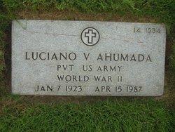 Luciano V Ahumada