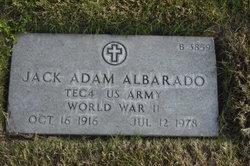 Jack Adam Albarado
