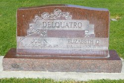 Elizabeth <I>Dell</I> Delquatro