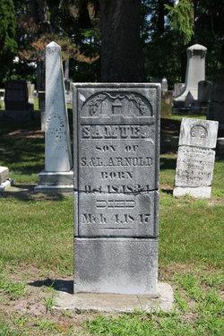 Samuel Arnold