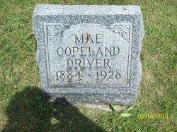Mae <I>Copeland</I> Driver