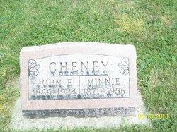 John E. Cheney