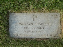 Waldon Joseph Green, Jr