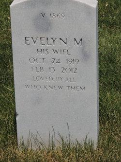Evelyn Margaret <I>Williams</I> Gallagher