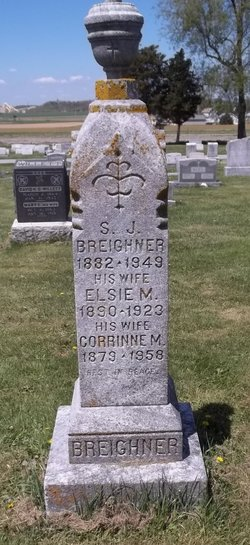 Corrinne Madilla <I>Smith</I> Breighner