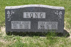 George Leslie Long