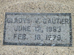 Gladys A <I>Vitteoe</I> Gautier