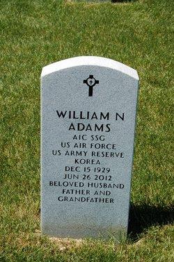 "William H. ""Billy"" Adams"