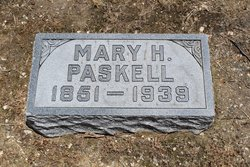 Mary H. <I>Hitchcock</I> Paskell